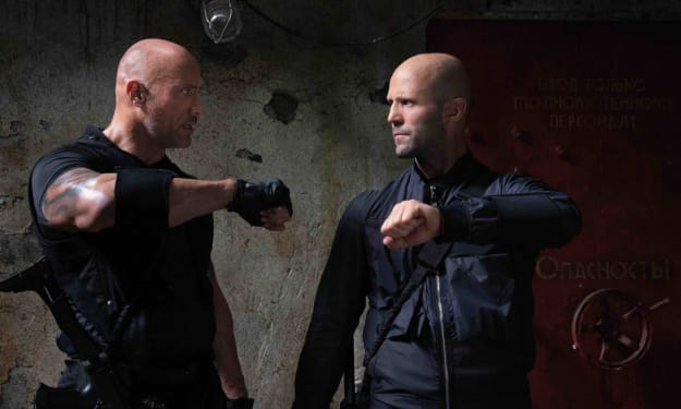 Cinema Trips 'Fast and the Furious Presents: Hobbs and Shaw'