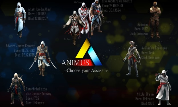 A Lineage Of Assassins: A Quick History of 'Assassin's Creed'