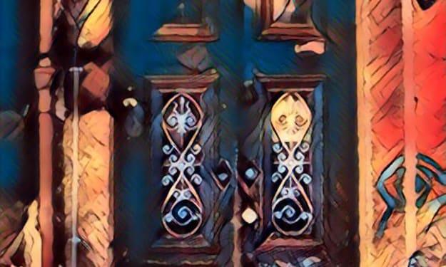 Closed Doors: Pt.2