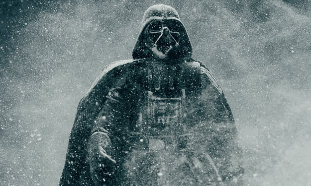 'Star Wars' Inspired Winter Clothing