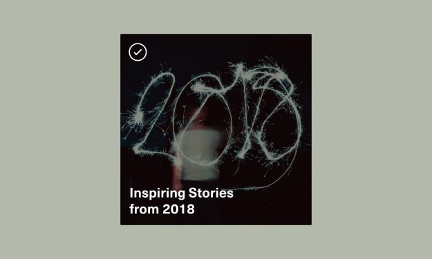 Vocal Verified—Inspiring Stories from 2018