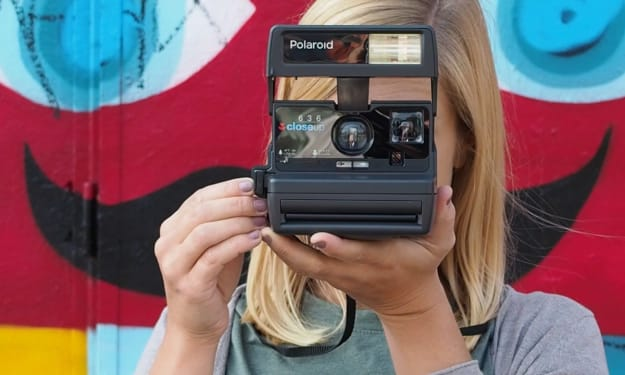 10 Creative Polaroid Manipulation Techniques to Try