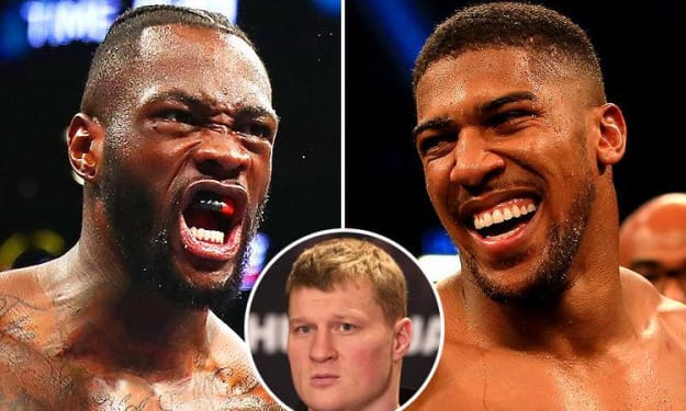 What's Next for Anthony Joshua?