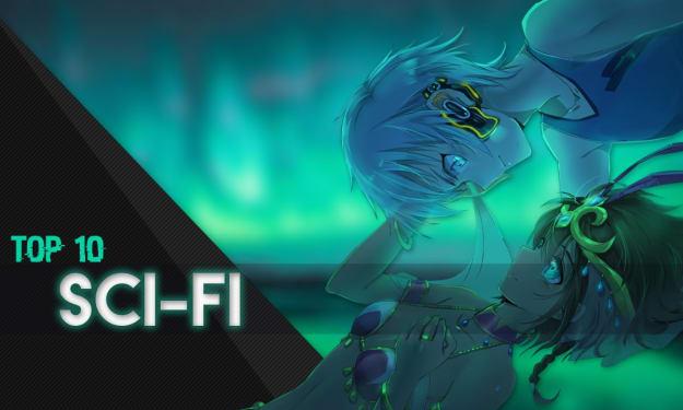 The 10 Best Sci-Fi Anime
