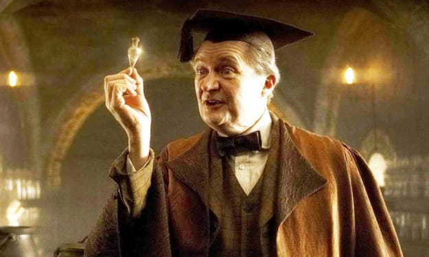 'Harry Potter' Theory: Professor Slughorn's DARKEST SECRET!