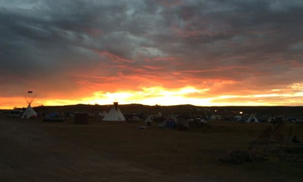 The Standing Rock Series: The Calm Before the Storm