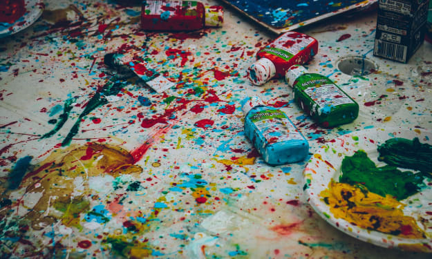Absolute Beginners: How to Clean Up After Painting in Oils