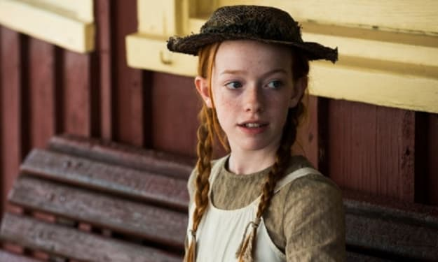 Redheads Rejoice!: First Look At Our 'Anne Girl' In 'Anne Of Green Gables' Release Date Announcement