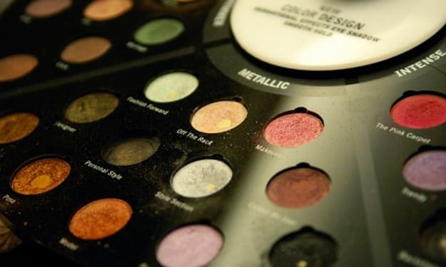 Favorite Makeup Products by Urban Decay
