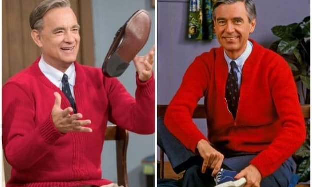 Tom Hanks Is Mr. Rogers in 'A Beautiful Day in the Neighborhood'