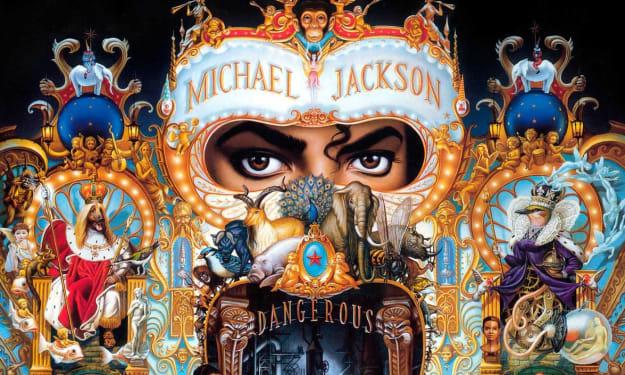 My Essential Albums: 'Dangerous' by Michael Jackson