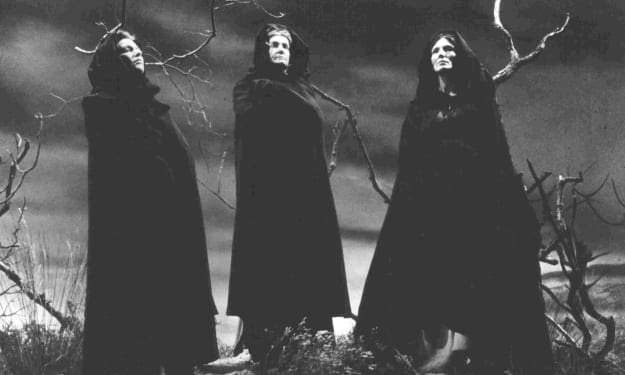 A Trilogy of Yorkshire Witches