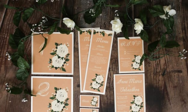 Finding the Perfect Stationery for Your Wedding
