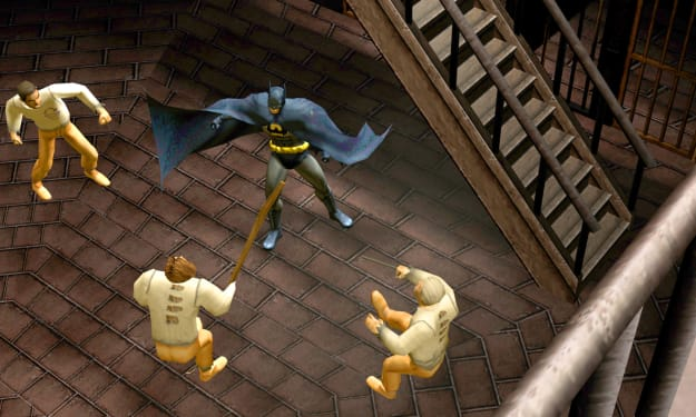 10 of the Worst Superhero Video Games of All Time