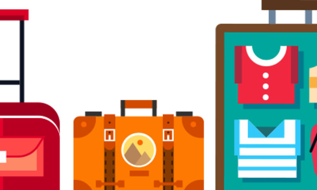 How to Pack (Fast) for a Holiday when Flying