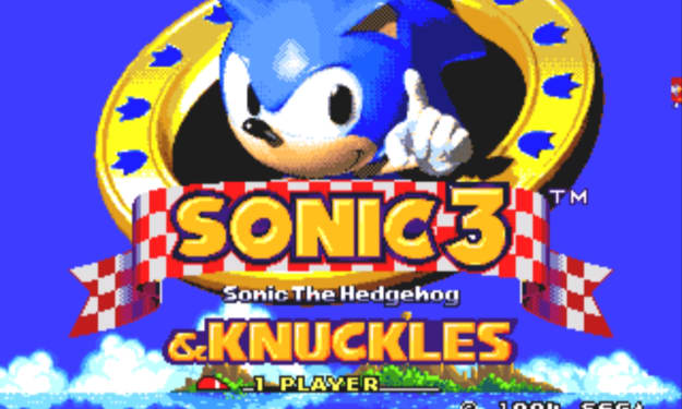Sonic the Hedgehog 3 (and Knuckles)