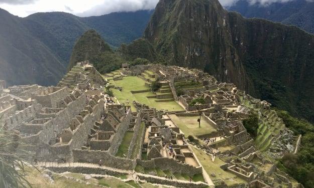 Machu Picchu by Rail