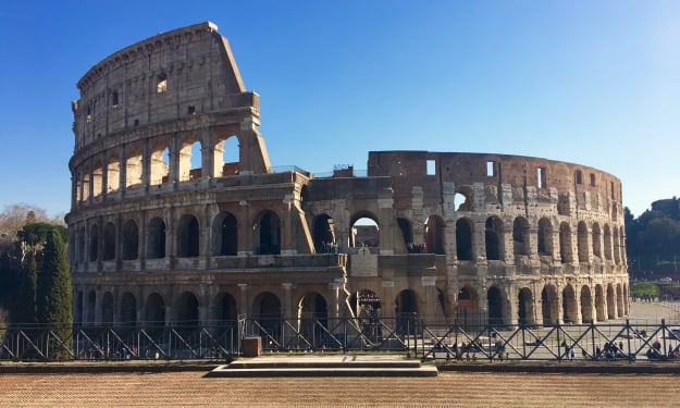 8 Must See Places in Rome