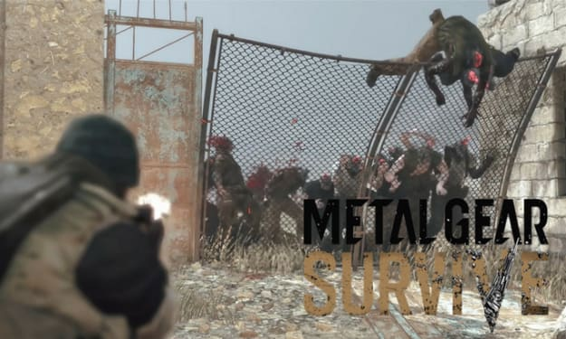 Four Adjustments That Could Improve Metal Gear Survive