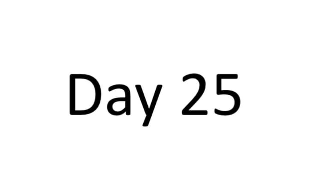 30 Journal Entries to Self Discovery—Day 25