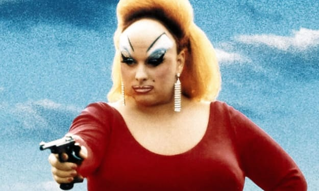 Interview with Drag Queen Divine