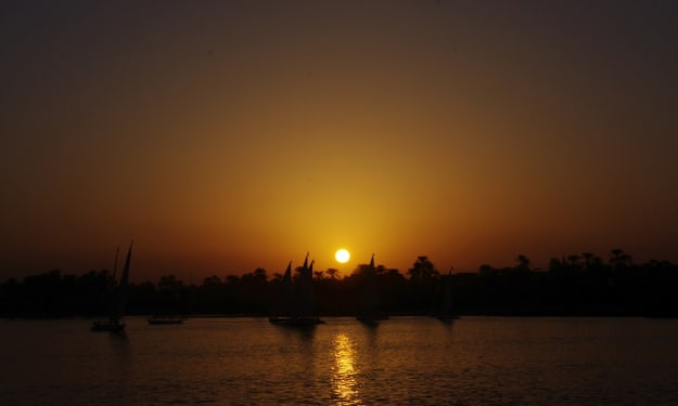 Werewolves On The Nile Chapter 8