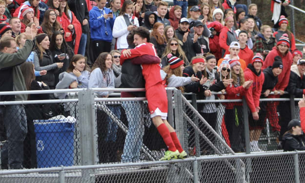 Somers Wins Section One Title With Thrilling 1-0 Victory Over Pearl River