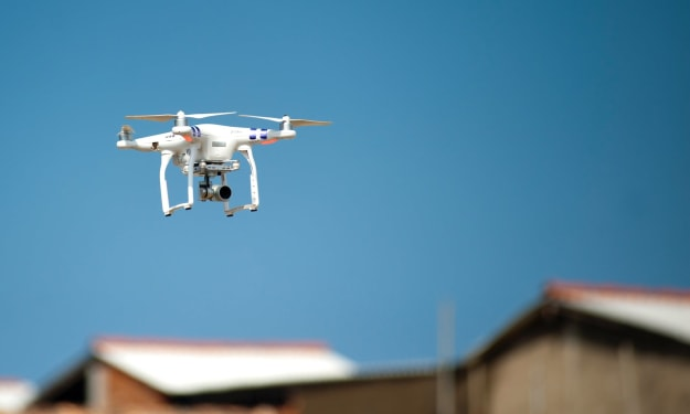 Learn How Drones Can Immensely Help Your Commercial Business