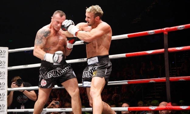 The Importance of Elbows in Both Self-Defense and Competition Fighting