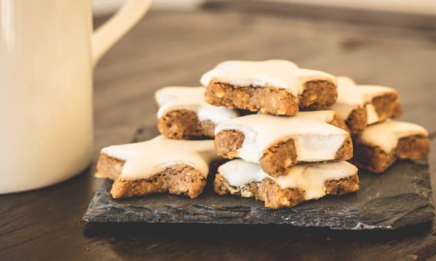 Cinnamon Honey Buttercream Icing