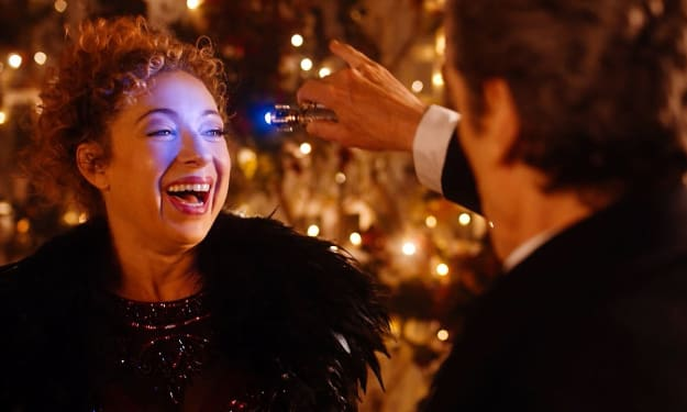 Alex Kingston Wants To Return To 'Doctor Who' Just To Snog The New Doctor