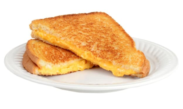 """How to Make """"The Perfect Grilled Cheese Sandwich"""""""