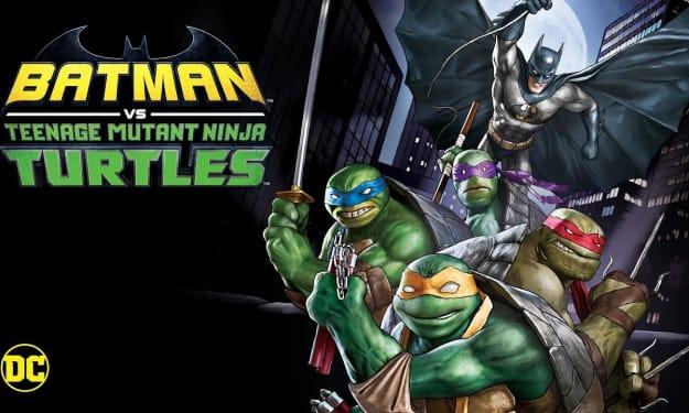 Bat Out of Shell - A Review of 'Batman vs. Teenage Mutant Ninja Turtles'