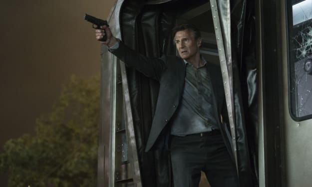 'The Commuter' Provides Slick Action, Suspenseful Plot, and Amazing Special Effects