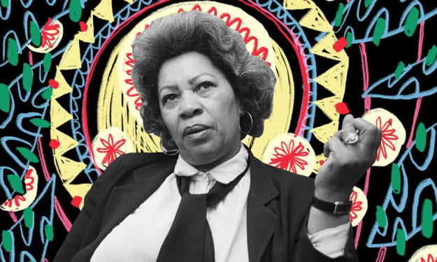 Let That Sh*t Go: A Tribute to Toni Morrison