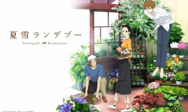 Watching 'Natsuyuki Randevous'