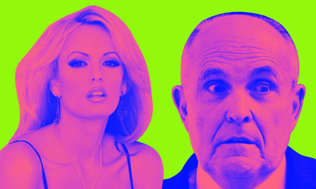 A Lesson in Feminism and Adult Entertainment for Rudy Giuliani