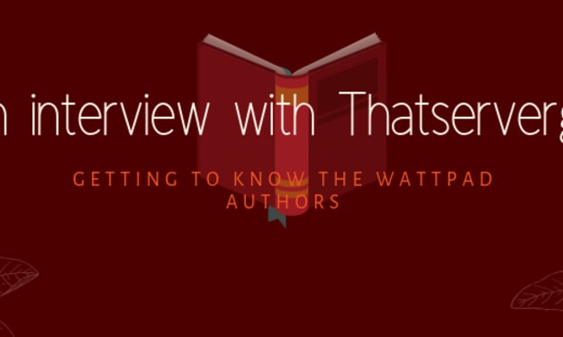 An Interview with Thatservergirl