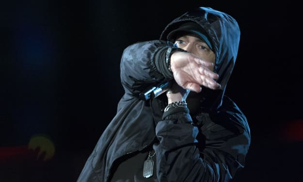 Let's Revisit Eminem's Anti-Trump BET Cypher