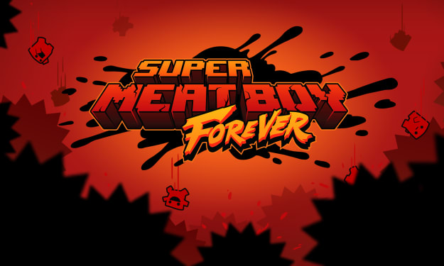 Super Meat Boy Forever Preview