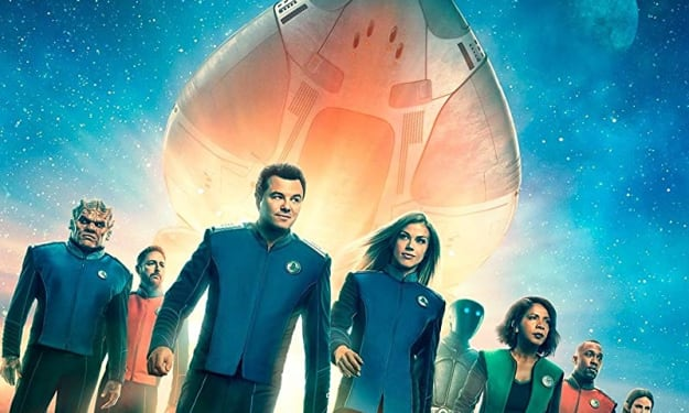 Review of 'The Orville' 2.6
