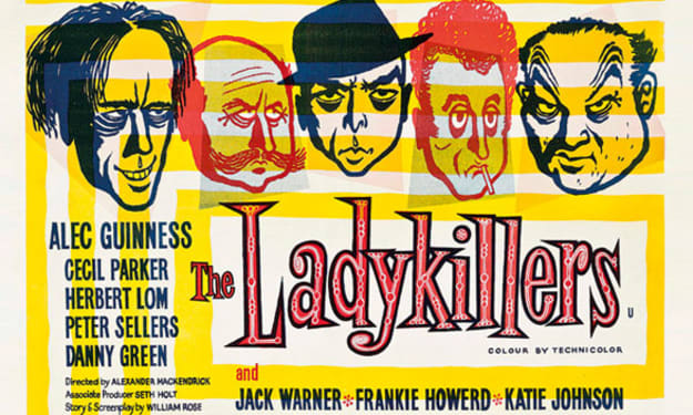 Top 20: 'The Ladykillers'