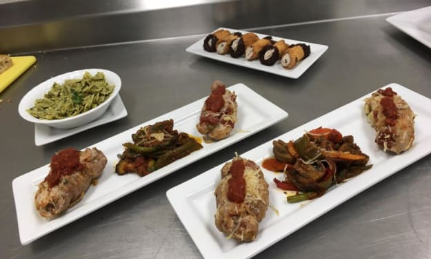 The Realities of Culinary School