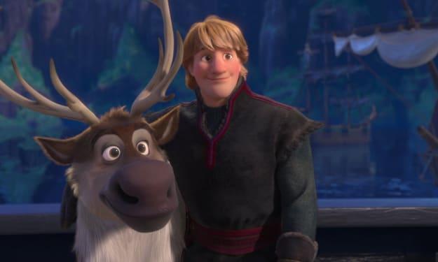 'Frozen': A Kristoff Appreciation Post