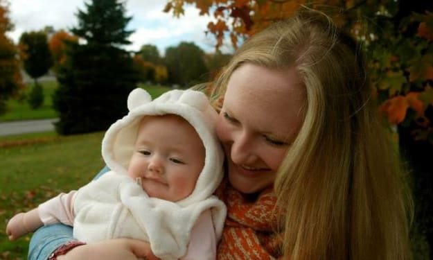 A Mother's Tears: Getting Through a Birth Defect Diagnosis