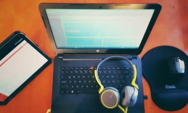 Creating a Better Work Environment Through Music