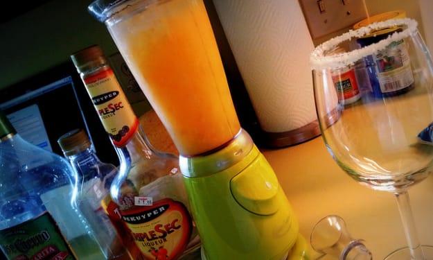 The Woman Who Drank Margaritas