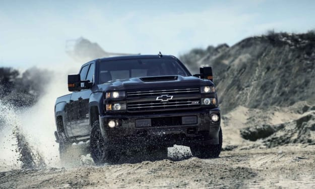 Best Diesel Trucks You Can Buy Right Now