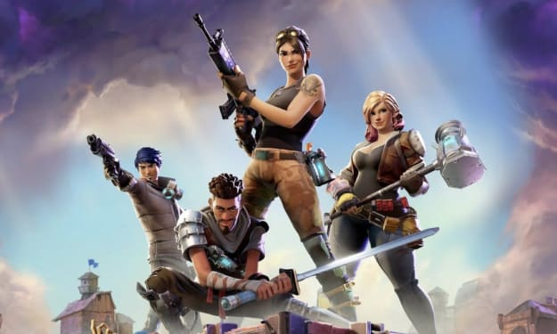 Top 10 Most Popular Video Games in 2018