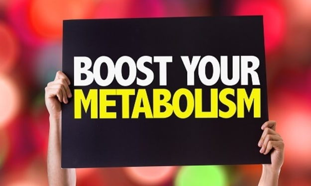 5 Ways to Boost Metabolism Rate